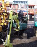escavatore cingolato Yanmar usato
