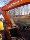 excavator pe şenile Daewoo second-hand