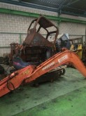 mini-excavator Doosan accidentat