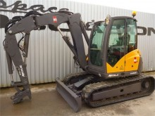 used Mecalac mini excavator