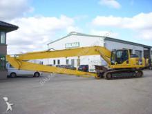 used Komatsu industrial excavator