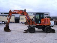 excavator pe roti Fiat-Hitachi second-hand