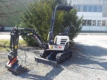 mini-excavator Terex second-hand