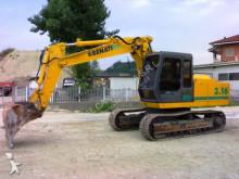 Benati track excavator