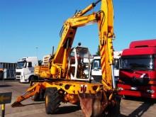 used International wheel excavator