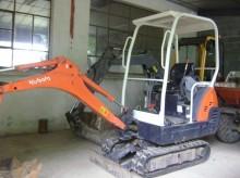 Kubota track excavator