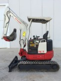 mini-escavadora Takeuchi usada