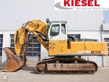 escavadora Liebherr R974 R974 C HDKS