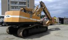used Benfra track excavator