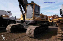 used Akerman-Volvo track excavator