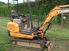 used Case mini excavator