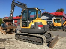 used Volvo mini excavator
