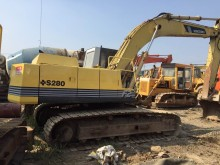 Sumitomo track excavator