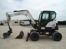 new Bobcat wheel excavator