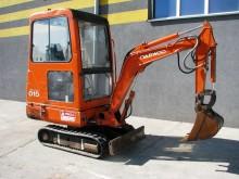 mini escavatore Daewoo usato