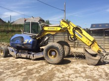 used Kaiser walking excavator