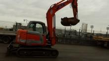 used Fiat Kobelco track excavator