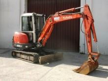 mini-escavadora Kubota usada