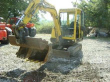 used Hyundai mini excavator
