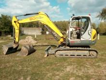 mini escavatore Neuson usato
