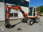used Schaeff wheel excavator