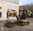mini escavatore Caterpillar usato