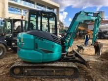 used Kobelco mini excavator