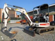 mini escavatore Bobcat usato