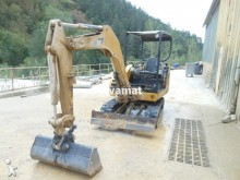 mini-excavator Caterpillar second-hand