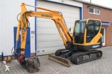 used Hyundai mini excavator