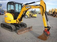 used JCB mini excavator