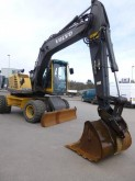 new Volvo wheel excavator