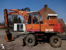 used Atlas wheel excavator