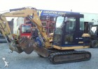 used Schaeff mini excavator