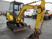 used FAI mini excavator