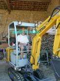 used Yuchai track excavator