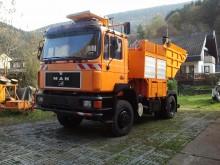 MAN 19T 270PS Todorovic Selbstfahrende Arbeitsmaschine