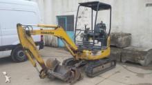 mini-escavadora Komatsu