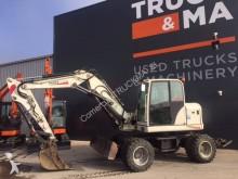 excavator pe roti Terex second-hand