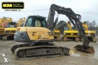 excavadora de cadenas Mecalac usada
