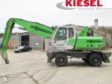 excavadora de manutención Sennebogen