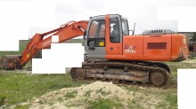 Hitachi ZX210 escavatore hitachi zx 210 n