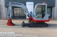 Takeuchi TB135 Quickcoupler, Hammerline!
