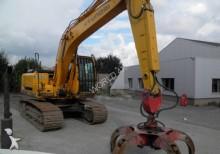 Hyundai industrial excavator