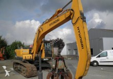 escavatore per movimentazione Hyundai