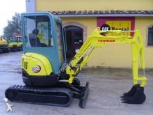 mini escavatore Yanmar usato