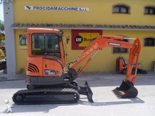 used Doosan mini excavator