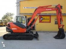 mini escavatore Kubota usato
