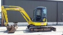 used Komatsu mini excavator