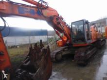 used Fiat track excavator
